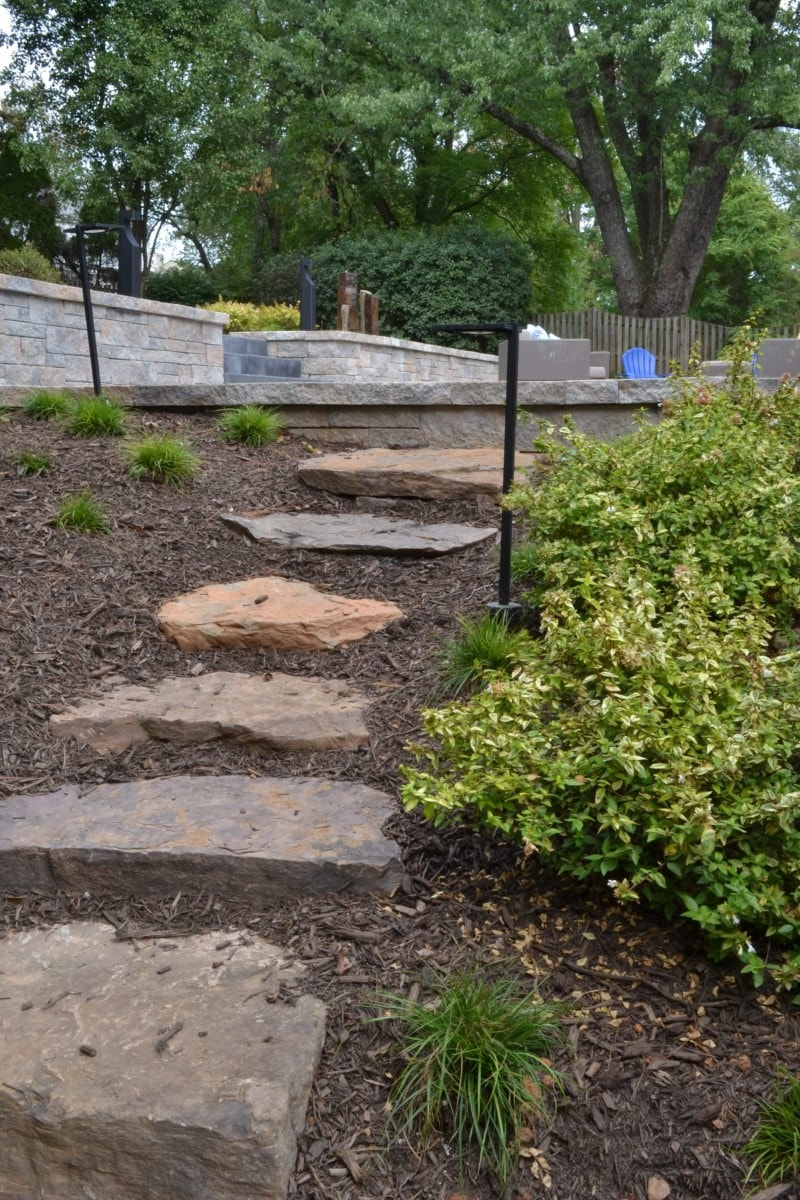 Stepstone Path After