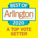 Best of Arlington 2020 - Top Vote Getter
