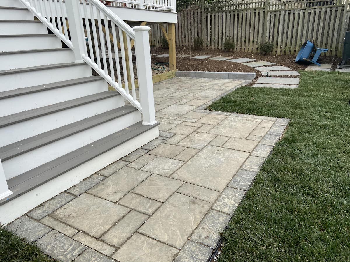 Arlington Hardscaping